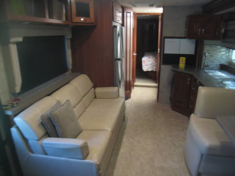 2016 Fleetwood Excursion 33D