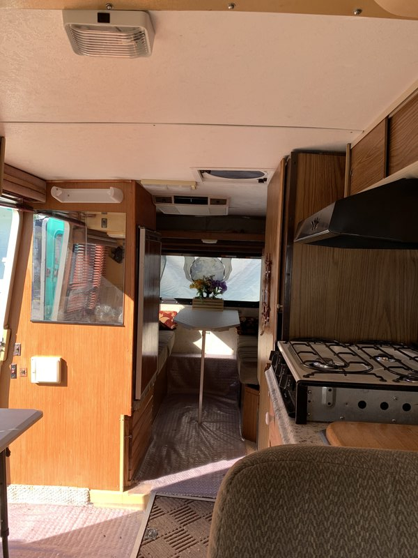 1987 Winnebago View Profile Lesharo Class B Rv For Sale By Owner In