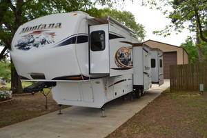 2012 Keystone Montana 3625 RE