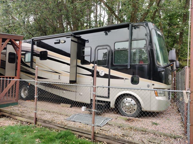 2012 Tiffin Allegro Open Road 34TGA