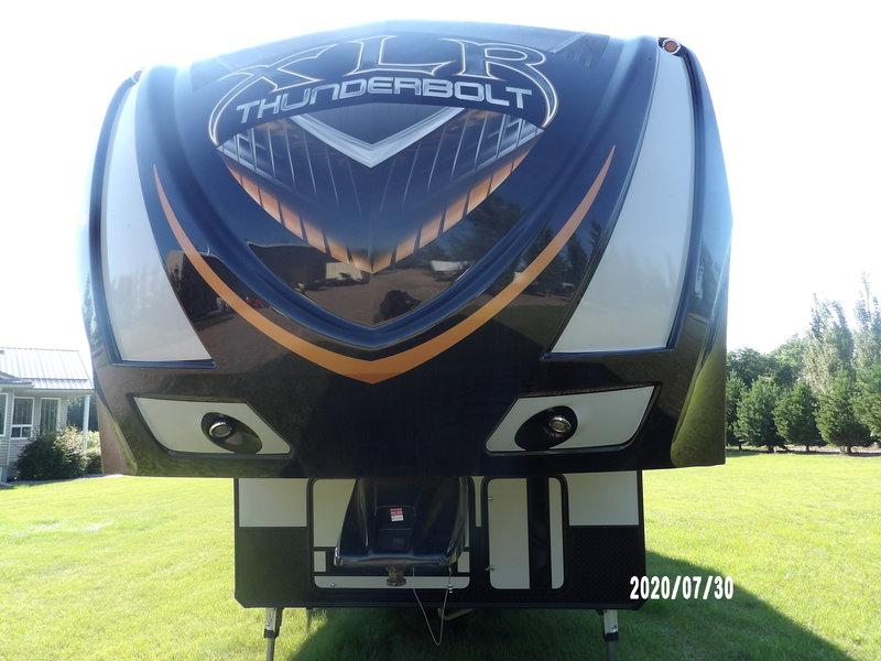 2016 Forest River XLR Thunderbolt 340AMP