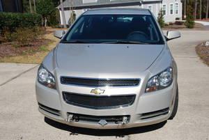2011 Chevrolet Malibu LT1
