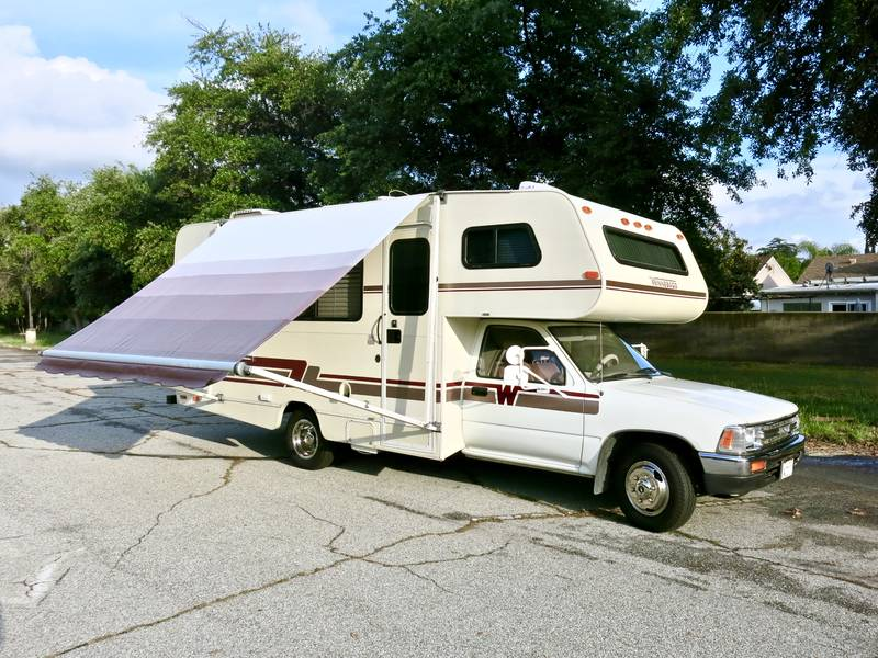 1991 Toyota Warrior by Winnebago