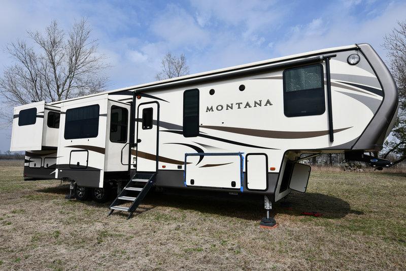 2018 Keystone Montana 3791RD