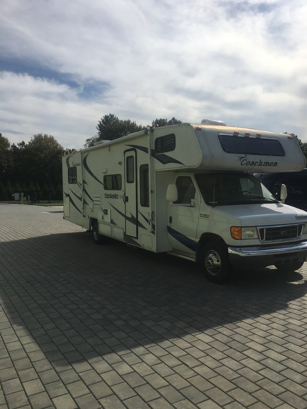 2007 Coachmen Freelander 3150SS