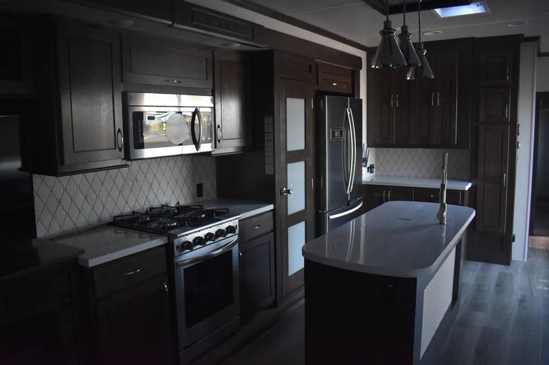 2021 Forest River Cedar Creek Cottage 40CRS