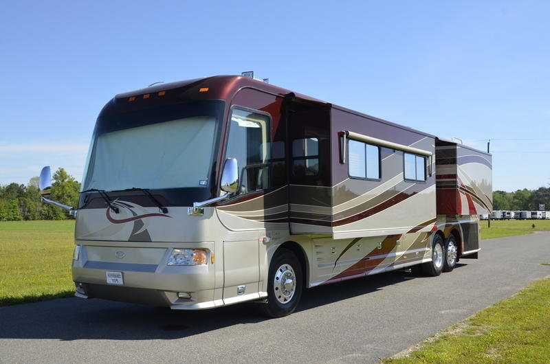 2008 Country Coach Intrigue Ovation