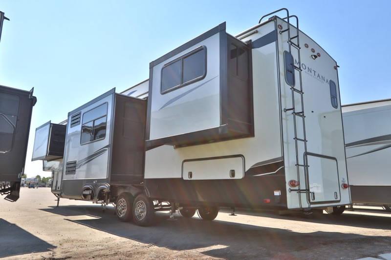 2021 Keystone Montana High Country 372RD