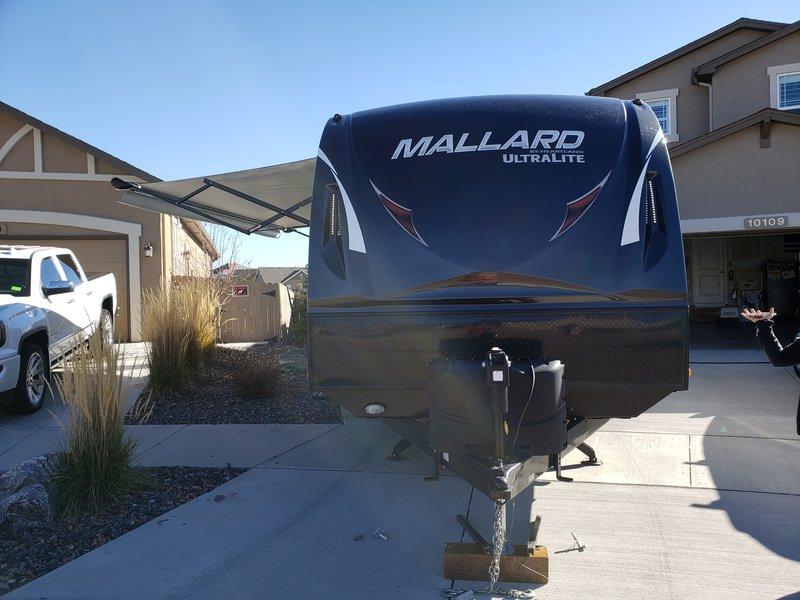 2017 Heartland Mallard M32