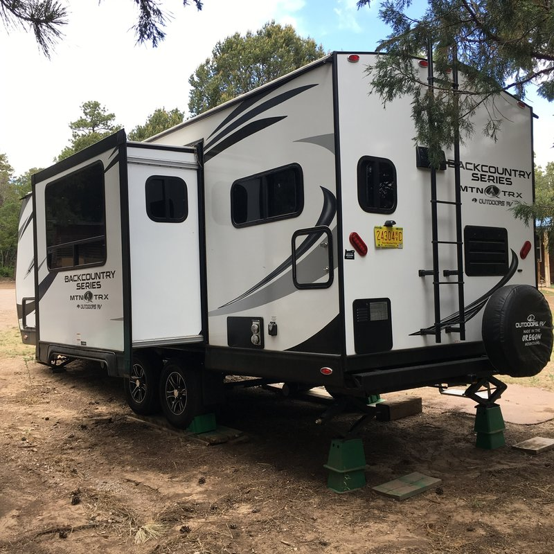 2019 Outdoors RV Back Country 23KTS