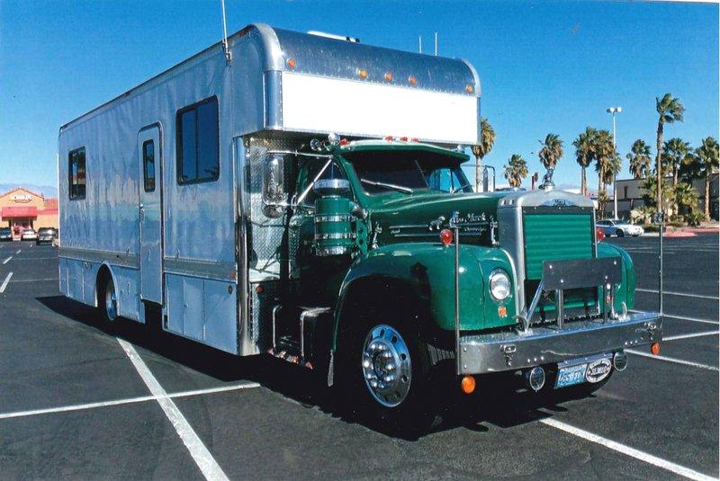 2002   MACK B 95