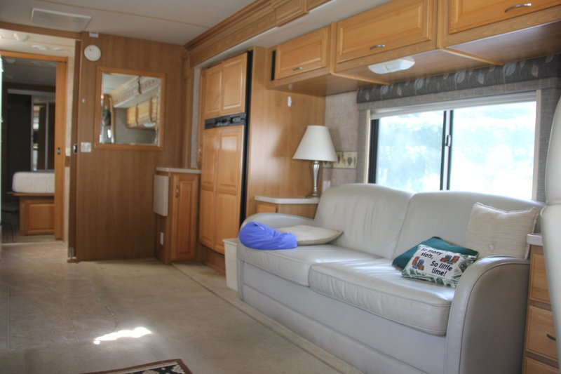 2007 Fleetwood Expedition 34-H