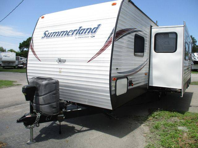 2015 Keystone Sprinter Summerland SM2820BH15