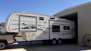 2005 Forest River Wildcat 29RLBS