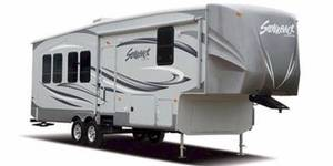 2013 Forest River Cedar Creek Silverback 29RE