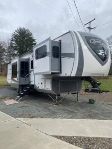 2019 Highland Ridge RV Open Range 3X 373RBS