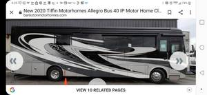 2020 Tiffin Allegro Bus 40IP