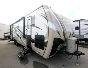 2013 Outdoors RV Black Stone 280RLSB