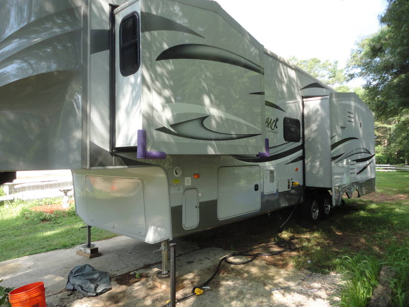 2013 Forest River All American 33RL