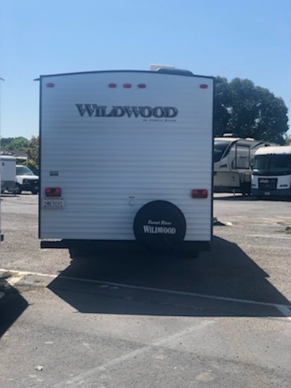 2015 Forest River Wildwood 27TDSS