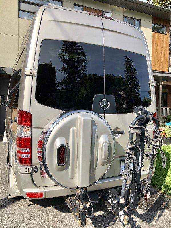 2015 Mercedes Sprinter Road Trek Agile SS