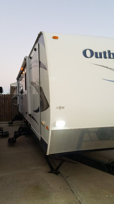 2011 Keystone Outback 280RS