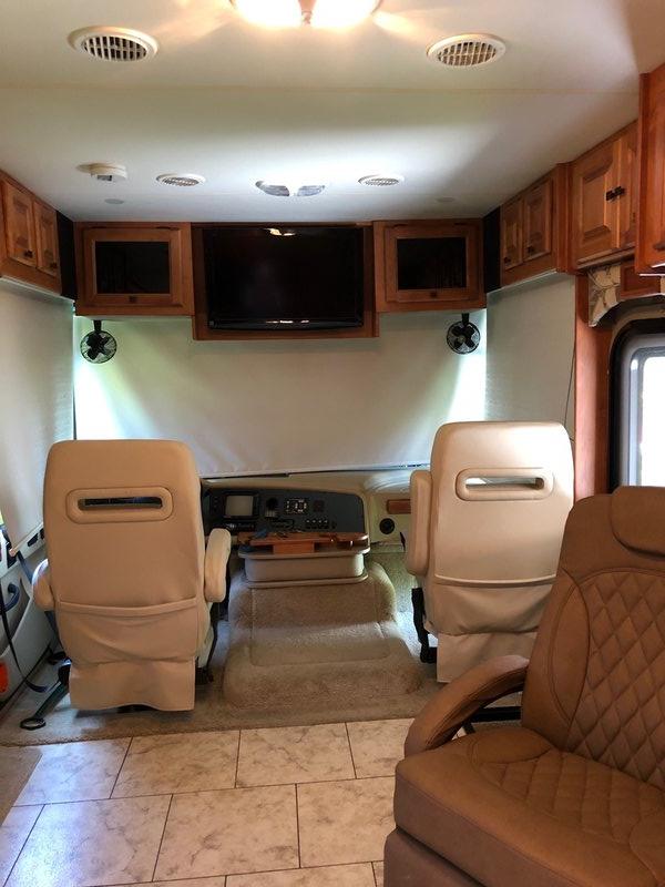 2011 Tiffin Allegro Open Road 34TGA