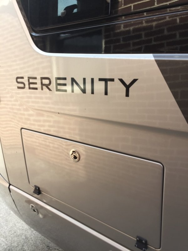 2015 Leisure Travel Vans Serenity 24CB