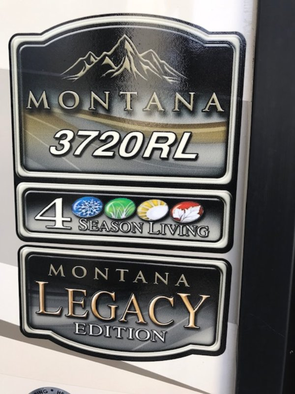 2018 Keystone Montana 3720RL