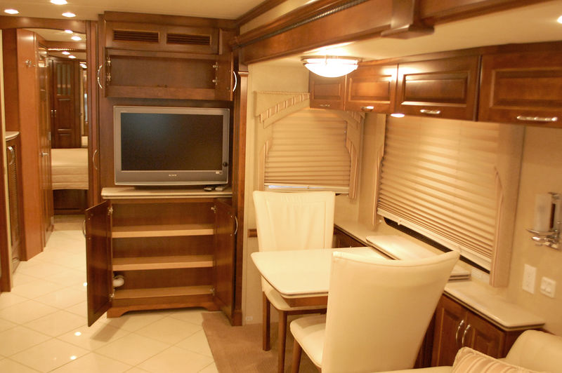 2007 Newmar Mountain Aire 4523