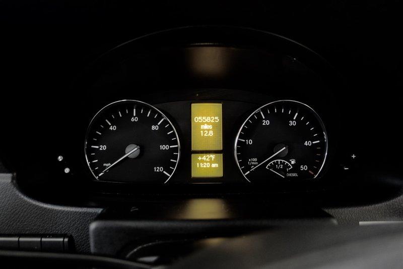 2012 Mercedes Sprinter 2500