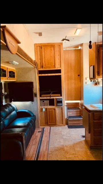 2007 Forest River Cedar Creek 33LBHTS