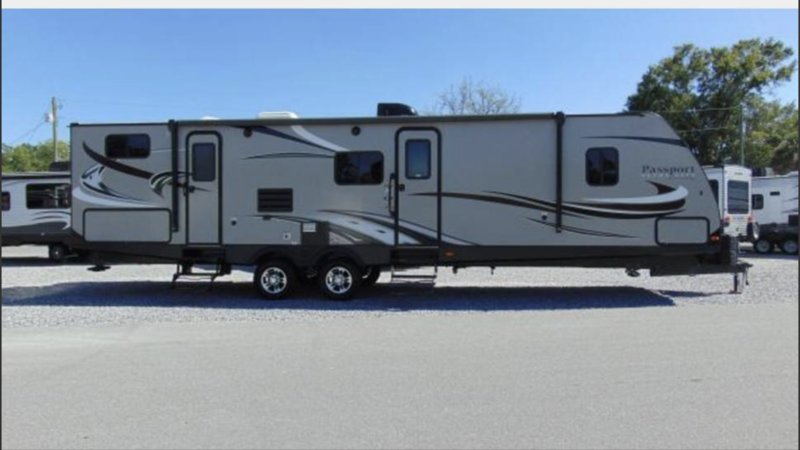 2017 Keystone Passport Grand Touring Bh 3350 Travel Trailers Rv For