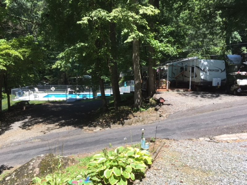 2005 Forest River Wildwood 381FLFB