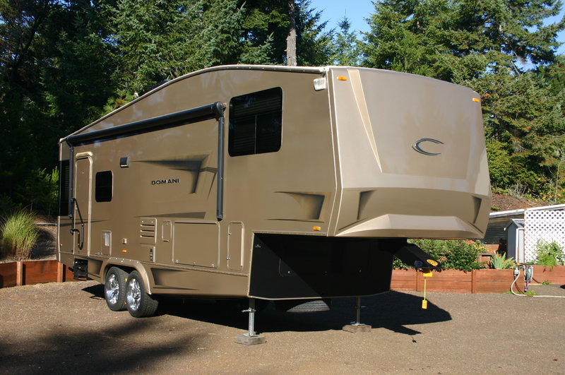 2008 Carriage Domani DF300