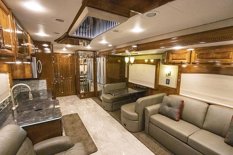 2019 Renegade Explorer Xl Class A Diesel Rv For Sale In