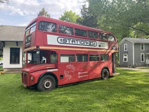 1962 Route Master Routemaster 1133