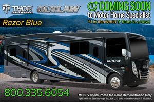 2022 Thor Motor Coach Outlaw 38MB