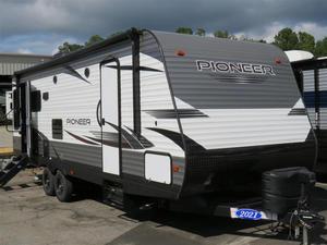 2021 Heartland Pioneer RL250