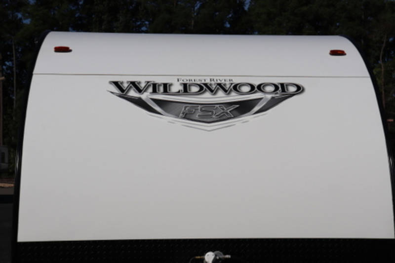 2021 Forest River Wildwood FSX 177BHX