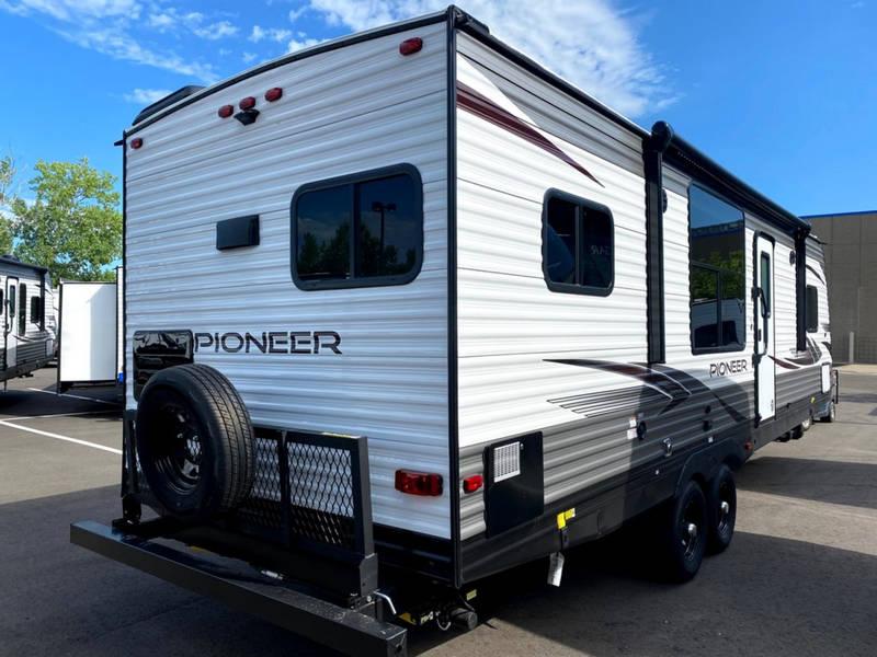2021 Heartland Pioneer RK280