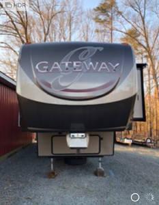 2015 Heartland Gateway 3650BH