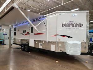 2020 American Surplus Ice Castle 8X24V Diamond