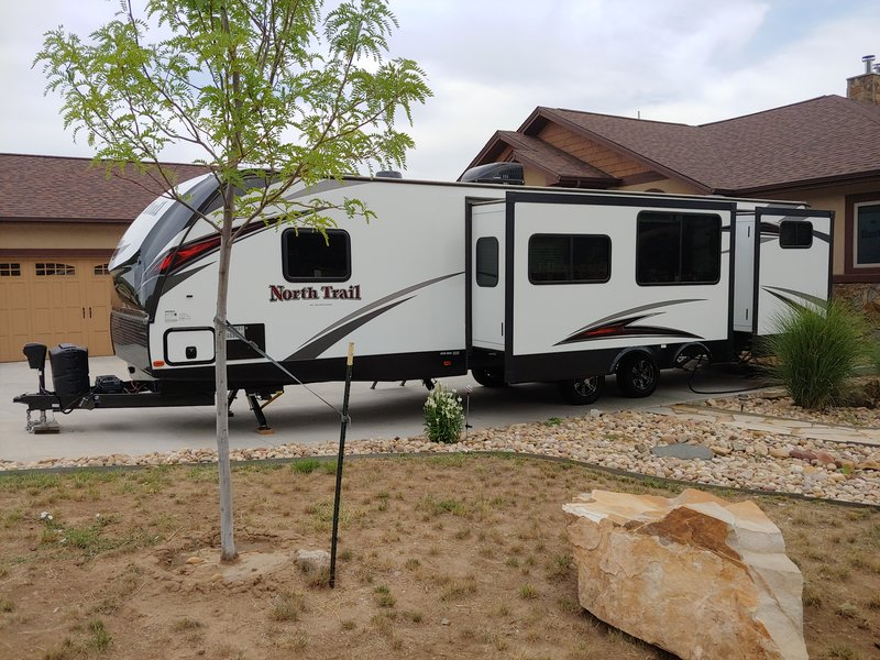 2019 Heartland North Trail 33BUDS