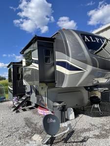 2020 Keystone Alpine 3710KP