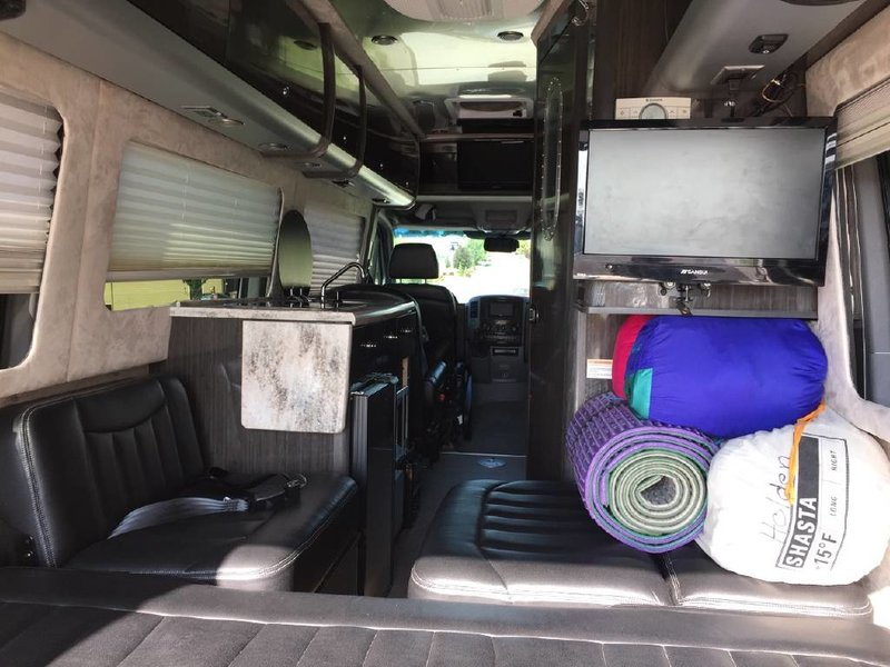 2013 Airstream Interstate 3500 Lounge EXT