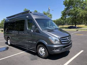 2018 Mercedes  ROADTREK RS ADVENTUROUS