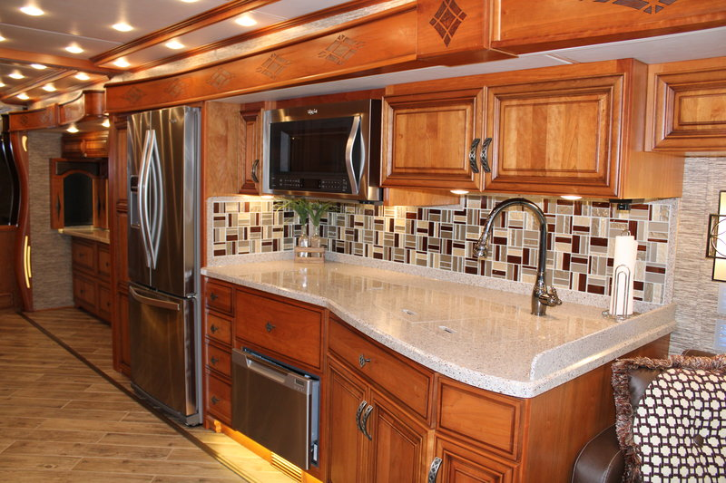 2017 Newmar London Aire 4533