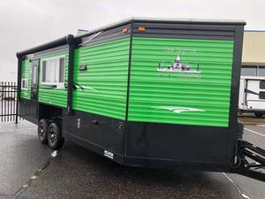 2019 American Surplus Ice Castle 8X21V HYBRID EXTREME