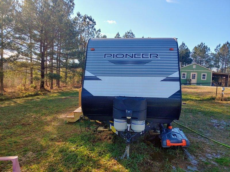 2020 Heartland Pioneer RD210